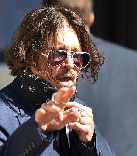 Proces Johnny Depp tegen The Sun van start: mocht krant schrijven dat hij zijn vrouw sloeg?
