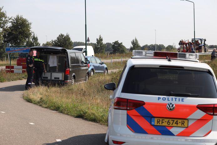 Grote zoektocht naar het meisje uit Boxtel bij A50 Sint-Oedenrode.