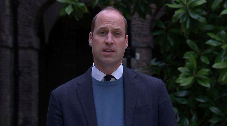 Prins William Beeld AP