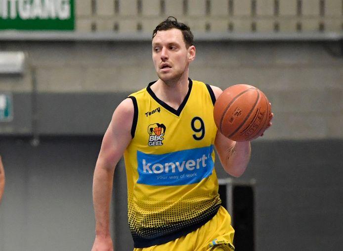 Niels Xhaët begint aan zijn vierde seizoen bij Geel.