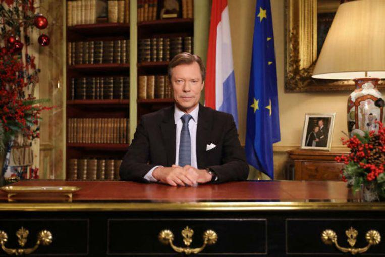 Henri Albert Gabriel Félix Marie Guillaume groothertog van Luxemburg.