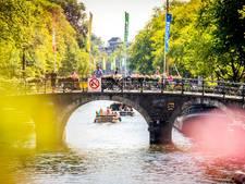 Amsterdam krijgt zonovergoten weekend
