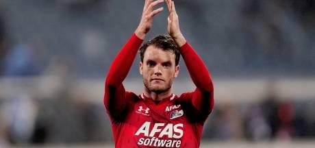 Thomas Ouwejan wil naar PSV en baalt van AZ
