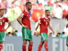 Strijdend Marokko uitgeschakeld na vroege goal Ronaldo