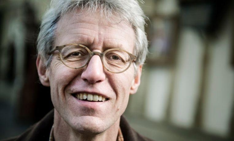 Jan Vorstenbosch, filosoof. Beeld RV
