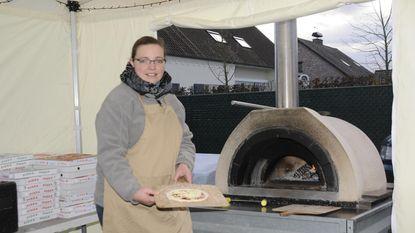 Mobiele pizzaoven van Hilde en Robby verovert Vlaanderen