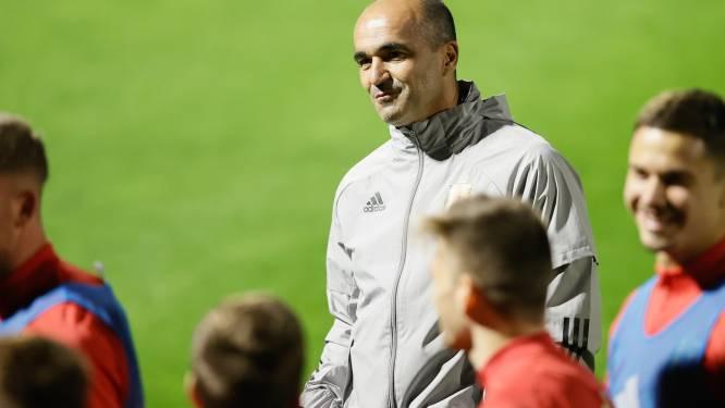 """Les Diables sont """"fit et disponibles"""" avant le Danemark, pas d'Eden Hazard in extremis"""
