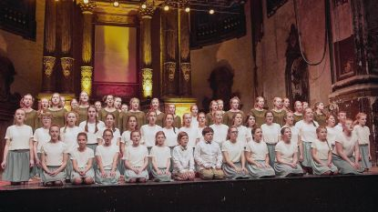 Villanellakoren gooien hoge ogen op Europees muziekfestival