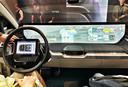 Het Chinese automerk Byton plaatst dit stuur met tablet mogelijk dit jaar al in zijn auto's.