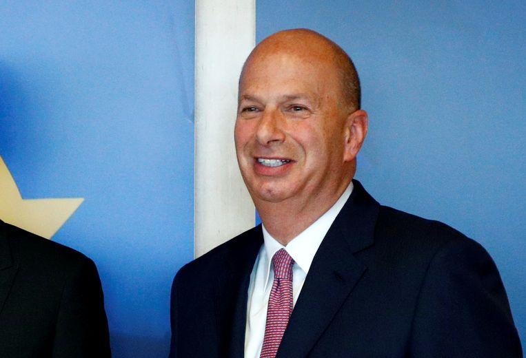 De Amerikaanse ambassadeur bij de EU, Gordon Sondland.