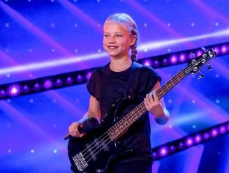 Een rockchick van 11 jaar oud en klassieke muziek in een futuristisch jasje: dit was de eerste aflevering van 'Belgium's Got Talent'