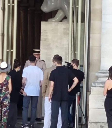 Quand Philippe Etchebest vient gendarmer à l'entrée de son restaurant