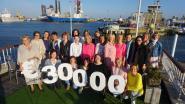 Lions Club Oostende BO4 steunt sociale doelen in de regio met fiks bedrag