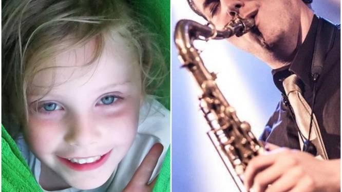 """Papa van overleden Loes (7) wil cd maken als eerbetoon én uit dankbaarheid: """"Muziek biedt troost en is een uiting van emoties"""""""