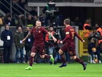 Nainggolan slaat weer toe met twee prachtige treffers tegen Inter Milaan