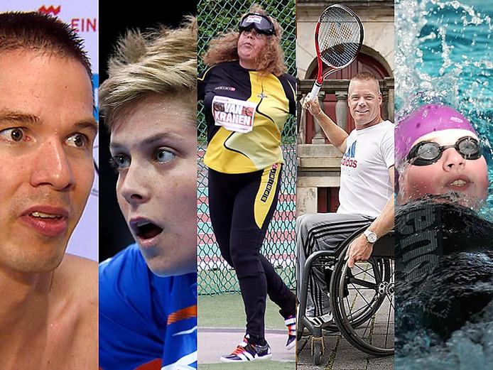 West-Brabanders op Paralympics