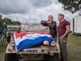 Herdenkingskaravaan Slag om Arnhem weert Duitse legervoertuigen na conflict