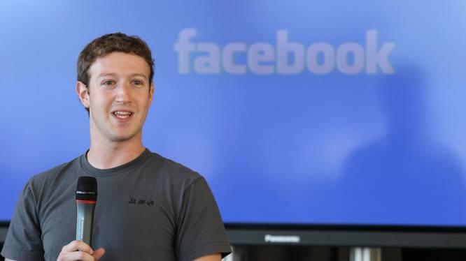 """""""Facebook trekt woensdag naar de beurs"""""""