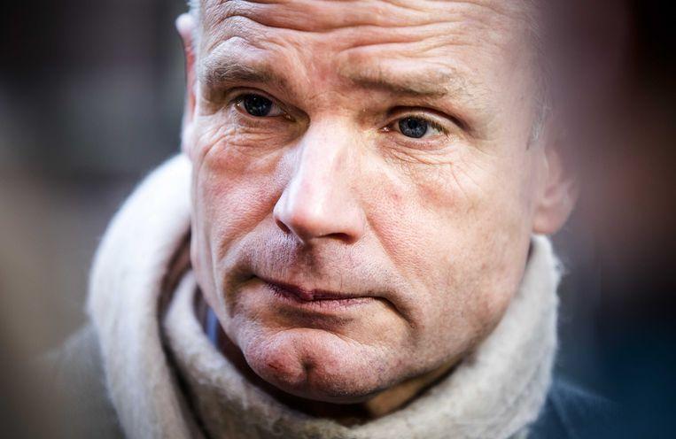 - Minister Stef Blok van Buitenlandse Zaken (VVD). Beeld null