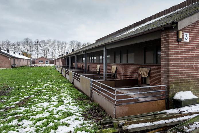 Het vroegere varkensfokbedrijf is nu Stadsboerderij Eyghentijds.