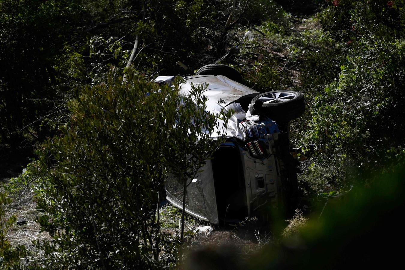Le véhicule de la star du golf était sorti de la route avant d'effectuer plusieurs tonneaux à Ranchos Palos Verdes, près de Los Angeles, et Tiger Woods, 45 ans, avait eu la jambe droite brisée.