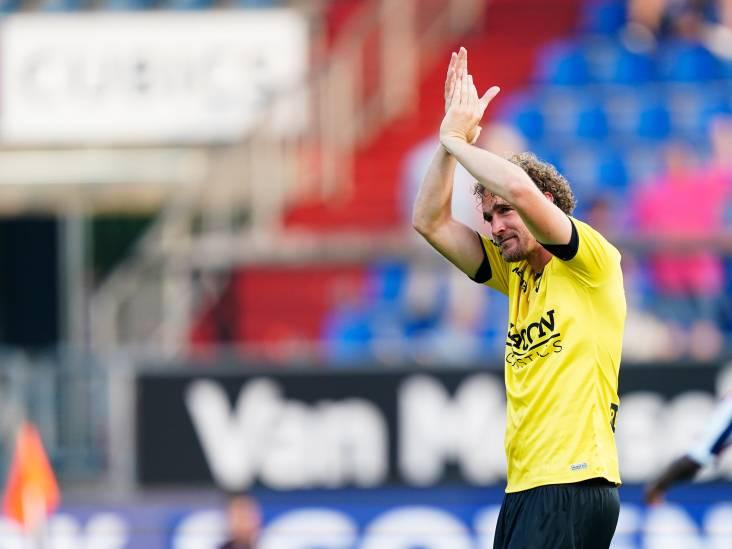VVV'er Arjan Swinkels: 'Leuk om terug te zijn in Tilburg'