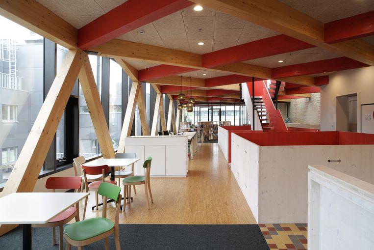 Kunstencentrum Vooruit - Dial Architects