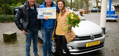 Soestse wint 10.000 euro en een auto in VriendenLoterij
