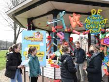 Tóch een carnavalsgevoel in Haaykaant: QR-codes ontcijferen en keukendeuren beschilderen
