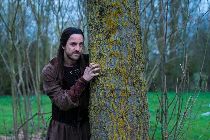 Guga Baùl in 'Nachtwacht'-film 'De Dag van de Bloedmaan'