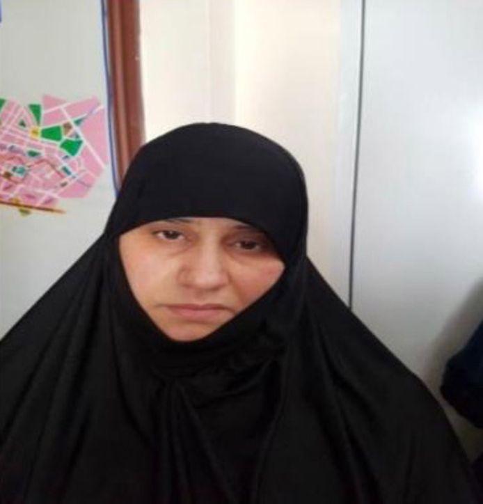 Een door een Turkse regeringsbron vrijgegeven foto van een vrouw van wie wordt aangenomen dat het Asma Fawzi Muhammad al-Qubaysi is.