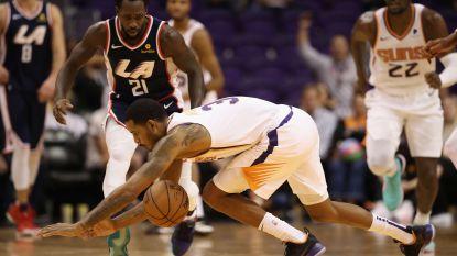 VIDEO. Phoenix Suns lijden tegen LA Clippers negende nederlaag op rij in de NBA, LeBron haalt het van Wade