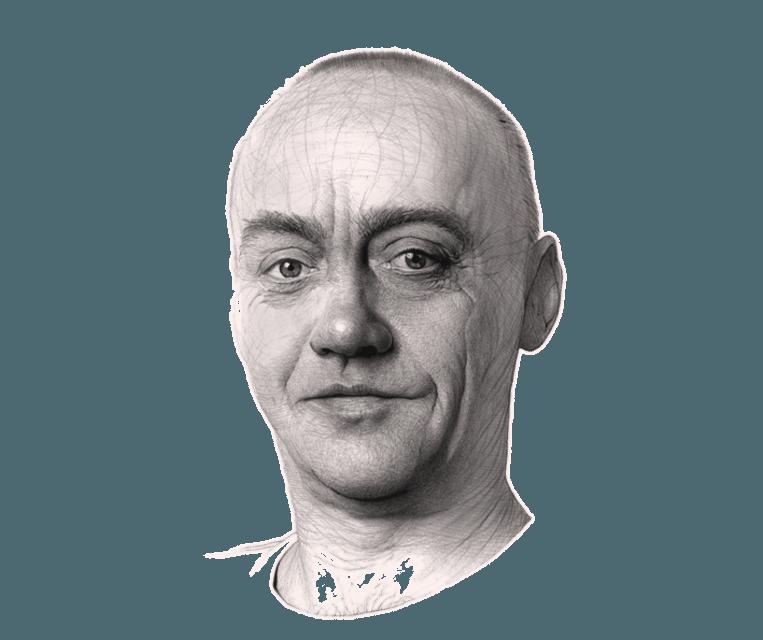Paul Vugts. Beeld Artur Krynicki