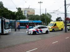 Voetganger gewond bij aanrijding met stadsbus in Arnhem