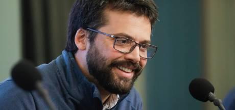 """La petite pique d'Emmanuel André à Jacques Borlée: """"Les vaccins fonctionnent"""""""