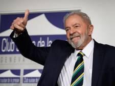 La Cour suprême annule les condamnations de Lula, qui redevient présidentiable