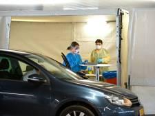 Rotterdamse regio telt meeste besmettingen sinds april: snel extra teststraten open