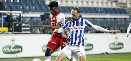 Samenvatting   Bekijk hier hoe Ajax in halve finale afrekent met Heerenveen