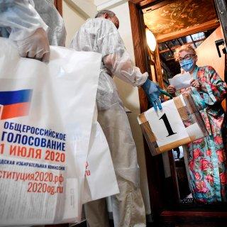 Vladimir Poetin krijgt de regie over zijn eigen toekomst én die van Rusland
