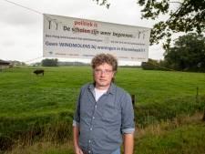 Actievoerende Erik Neuteboom uit Klarenbeek is helemaal niet overal tegen: 'Ik ben van nature heel positief'