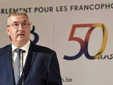 """Le discours de Pierre-Yves Jeholet pour la fête de la FBW: """"Les francophones doivent déterminer ce qu'ils veulent faire ensemble"""""""