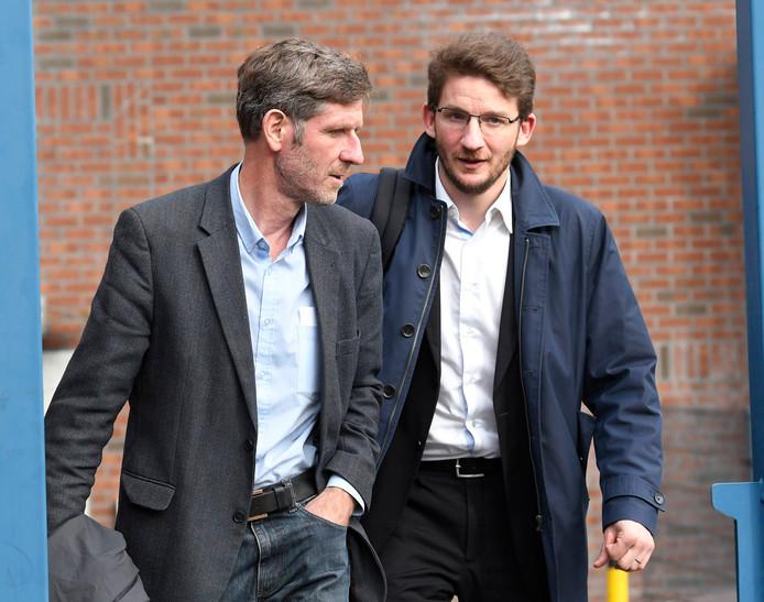 Maîtres Dayez et Cohen, jeudi à Nivelles