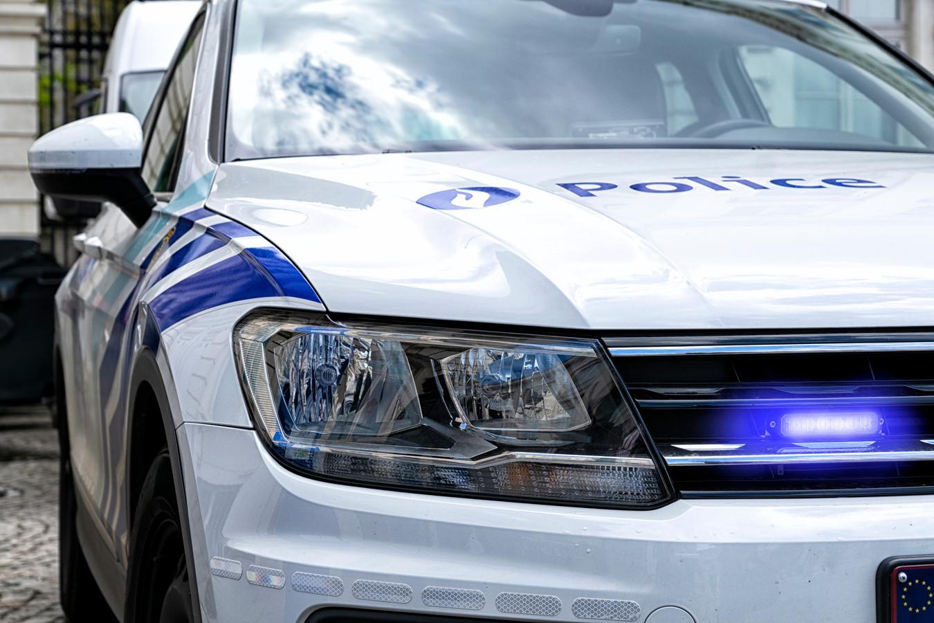 Politie België.