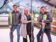 Waar ooit schepen van de helling rolden, gaan nu skiërs van de rollerbaan in Zwolle