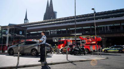 Station Keulen geëvacueerd wegens gijzeling: man opgepakt