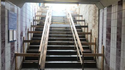 Renovatiewerken achterkant station Hasselt opnieuw van start