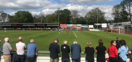 Minder amateurclubs in KNVB-beker, hoofdklassers aan de zijlijn