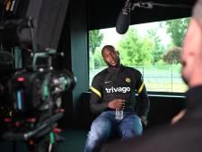 """Romelu Lukaku présenté à la presse: """"Je suis prêt à jouer"""""""