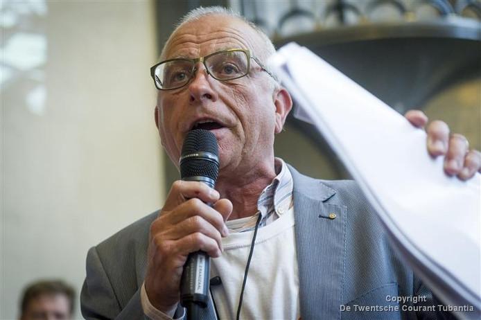 Bibliotheekdirecteur Gerard Kocx