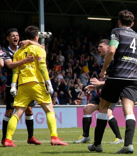 Van der Steen plaveit de weg voor FC Den Bosch: 'Benieuwd wie de volgende penalty neemt'